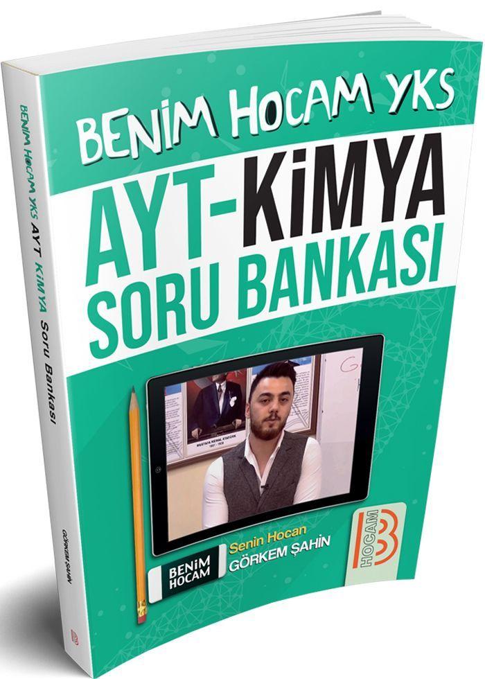 Benim Hocam Yayınları AYT Kimya Soru Bankası