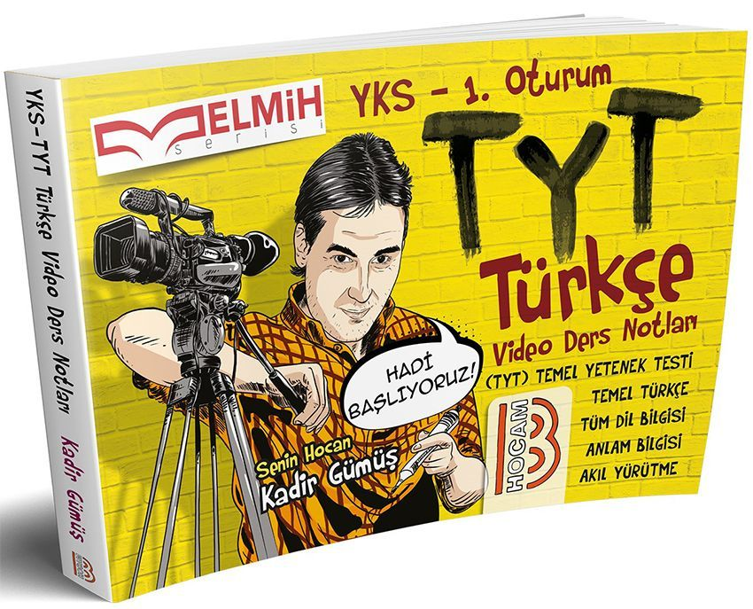 Benim Hocam YKS 1. Oturum TYT Türkçe Video Ders Notları