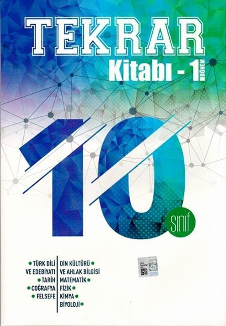 Bes yayınları 10. Sınıf 1. Dönem Tekrar Kitabı