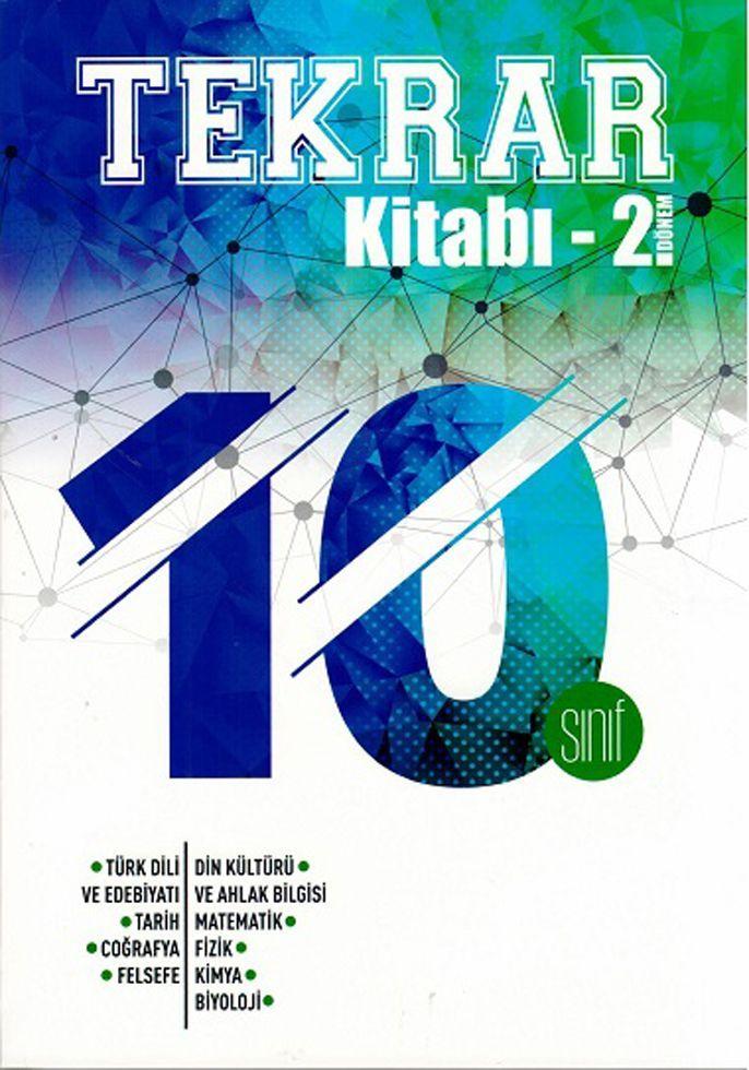 Bes Yayınları 10. Sınıf 2. Dönem Tekrar Kitabı