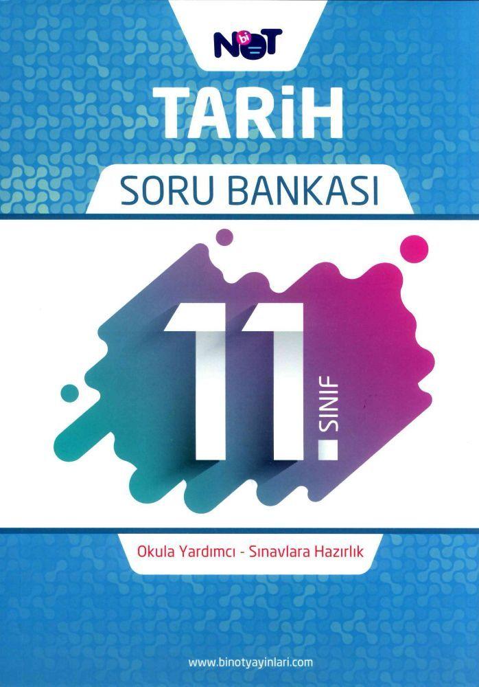 Bi Not Yayınları 11. Sınıf Tarih Soru Bankası