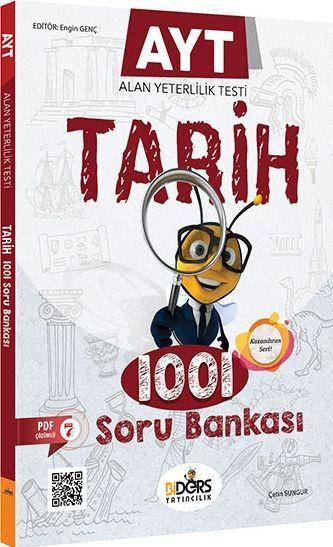 BiDers Yayınları AYT Tarih 1001 Soru Bankası