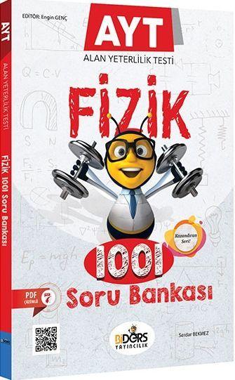 BiDers Yayınları AYT Fizik 1001 Soru Bankası