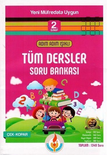 Bilal Işıklı Yayınları 2. Sınıf Tüm Dersler Soru Bankası