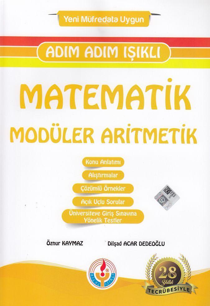 Bilal Işıklı Yayınları Matematik Modüler Aritmetik Adım Adım Işıklı