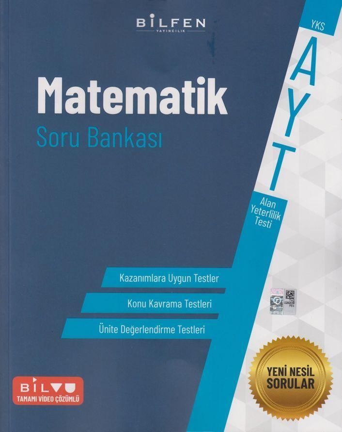 Bilfen Yayıncılık AYT Matematik Soru Bankası