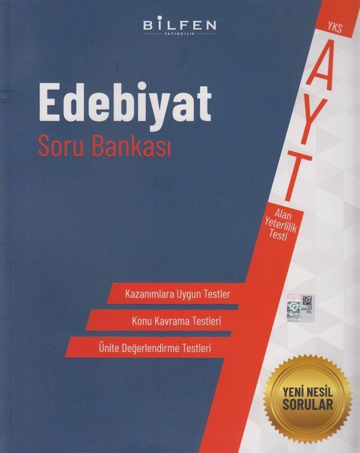 Bilfen Yayıncılık AYT Edebiyat Soru Bankası