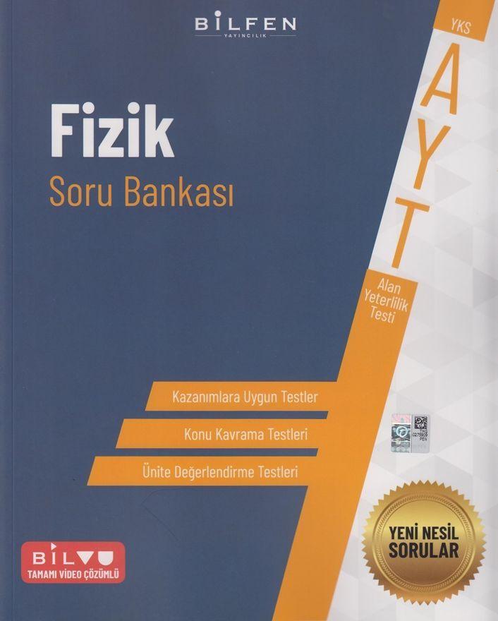 Bilfen Yayıncılık AYT Fizik Soru Bankası