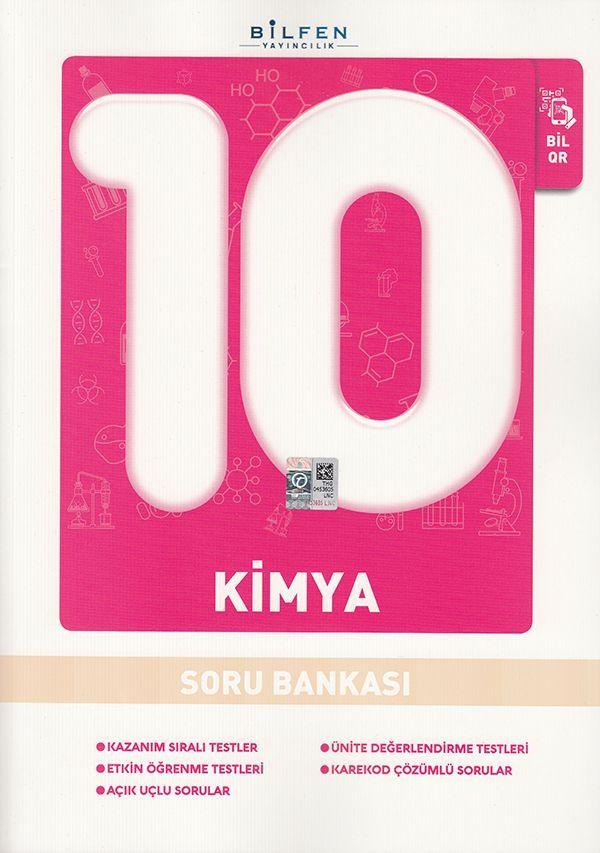 Bilfen Yayınları 10. Sınıf Kimya Soru Bankası