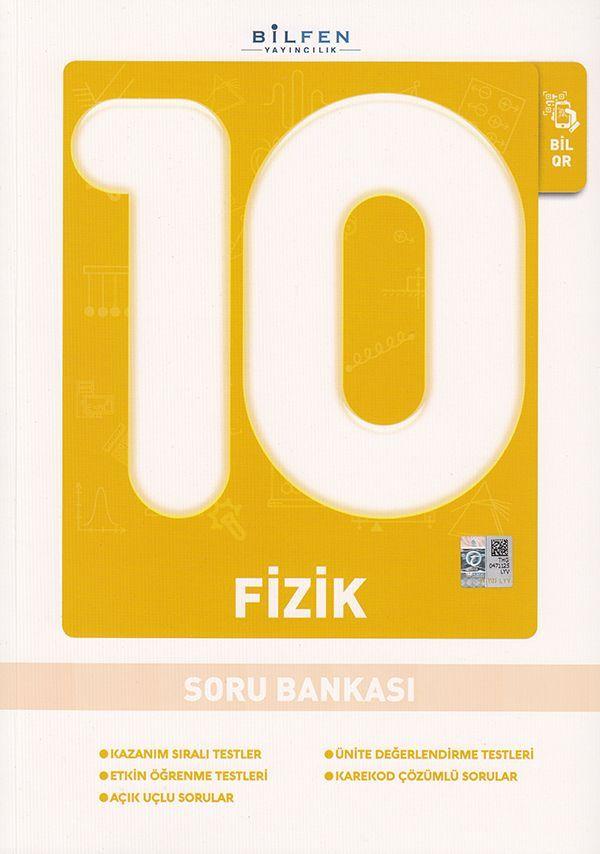 Bilfen Yayınları 10. Sınıf Fizik Soru Bankası