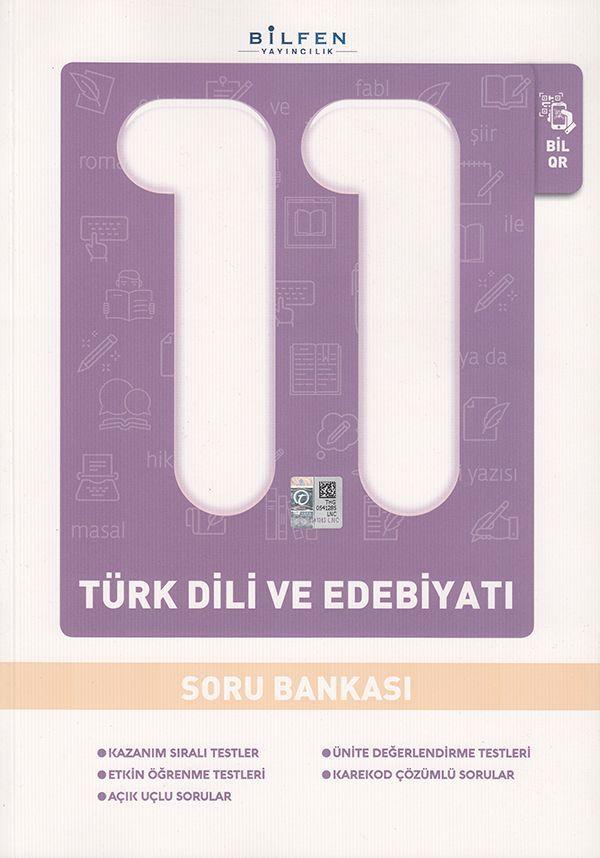 Bilfen Yayınları 11. Sınıf Türk Dili ve Edebiyatı Soru Bankası