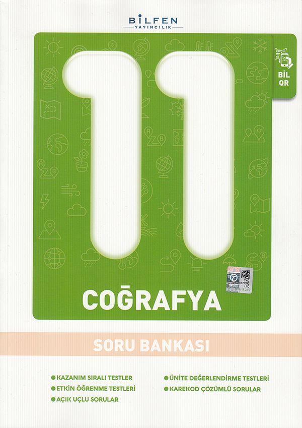 Bilfen Yayınları 11. Sınıf Coğrafya Soru Bankası