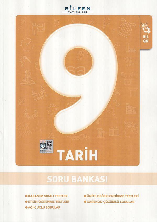Bilfen Yayınları 9. Sınıf Tarih Soru Bankası