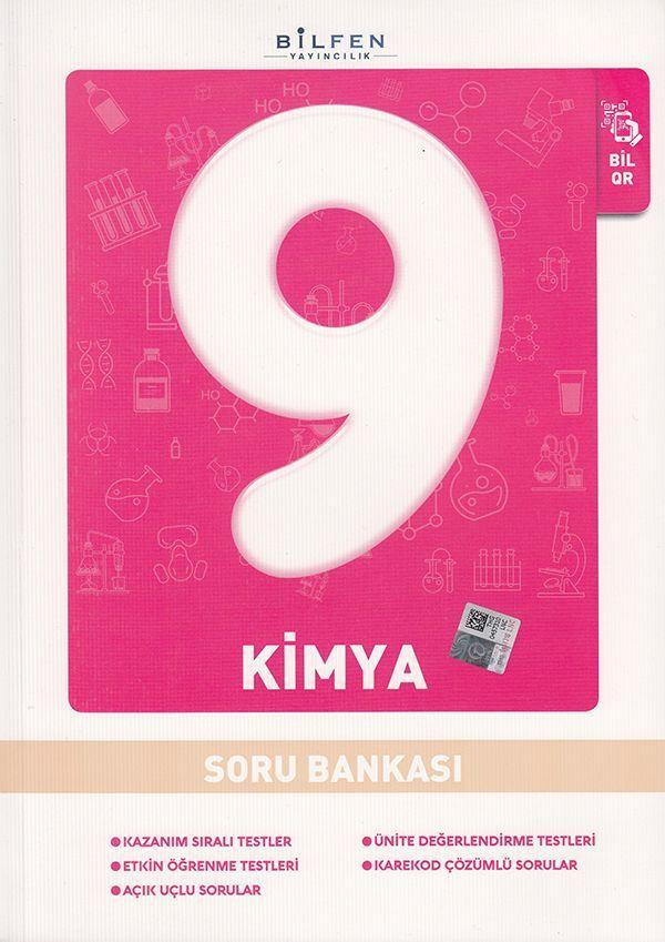 Bilfen Yayınları 9. Sınıf Kimya Soru Bankası