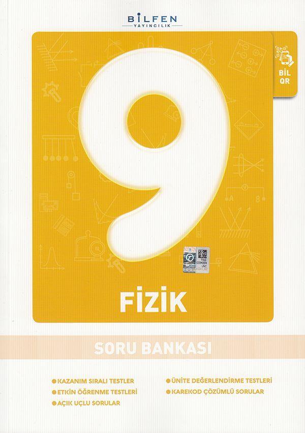 Bilfen Yayınları 9. Sınıf Fizik Soru Bankası