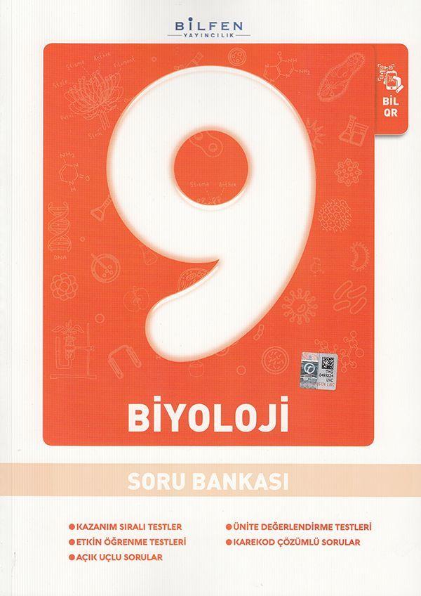 Bilfen Yayınları 9. Sınıf Biyoloji Soru Bankası