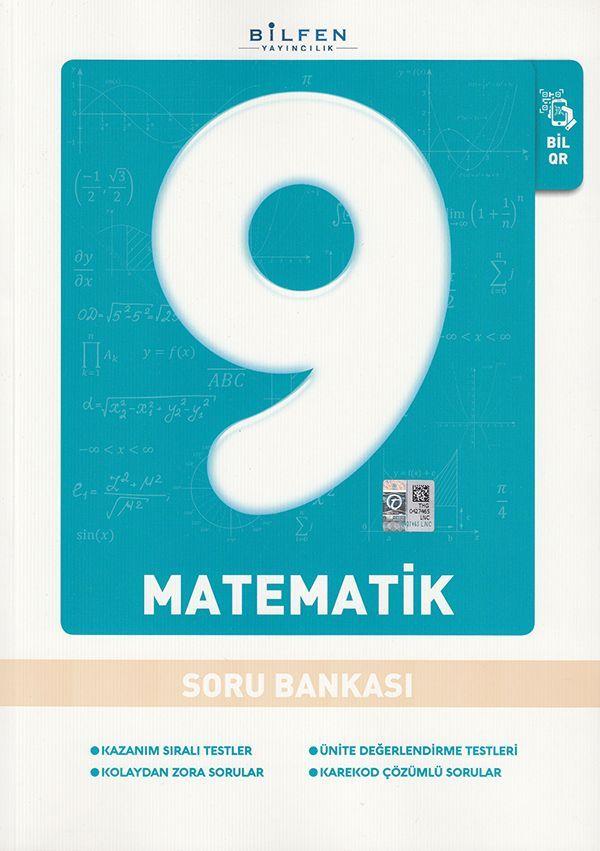 Bilfen Yayınları 9. Sınıf Matematik Soru Bankası