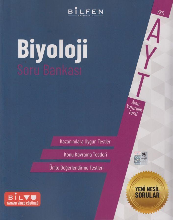 Bilfen Yayınları AYT Biyoloji Soru Bankası