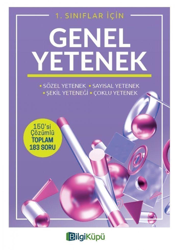 Bilgi Küpü Yayınları 1. Sınıf Genel Yetenek