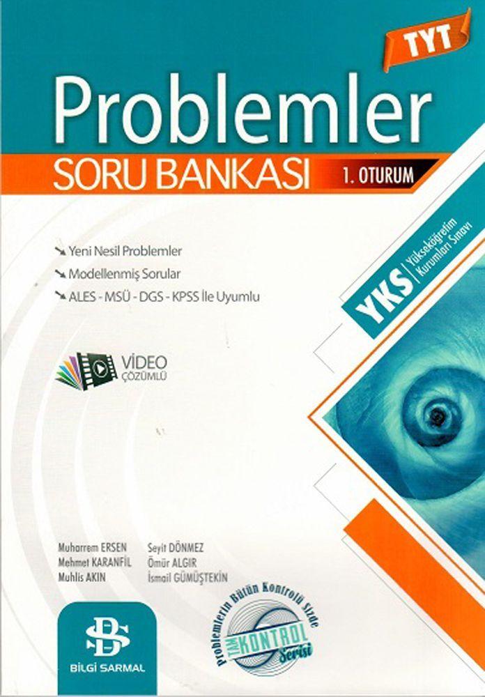 Bilgi Sarmal Yayınları TYT Problemler Soru Bankası