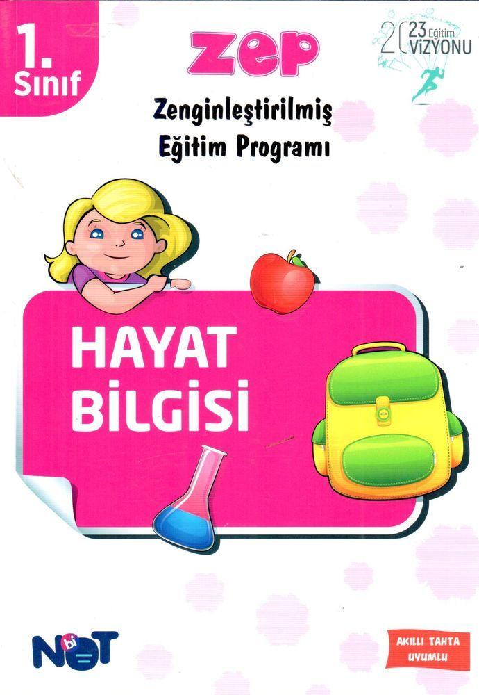 BiNot Yayınları 1. Sınıf Hayat Bilgisi ZEP