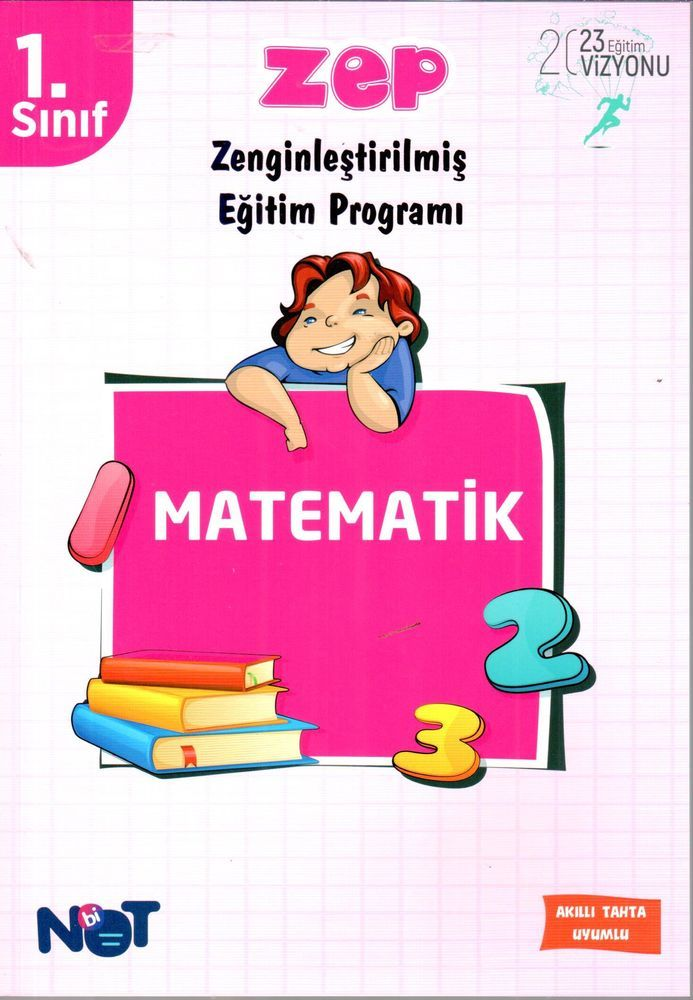 BiNot Yayınları 1. Sınıf Matematik ZEP