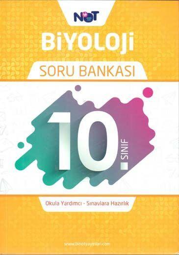 BiNot Yayınları 10. Sınıf Biyoloji Soru Bankası