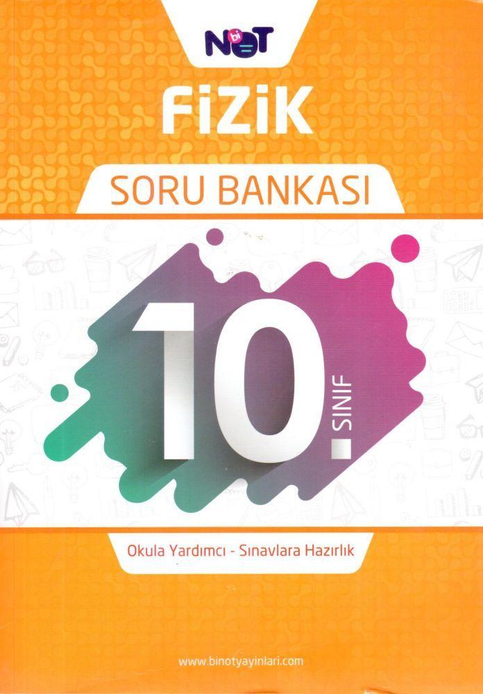 BiNot Yayınları 10. Sınıf Fizik Soru Bankası