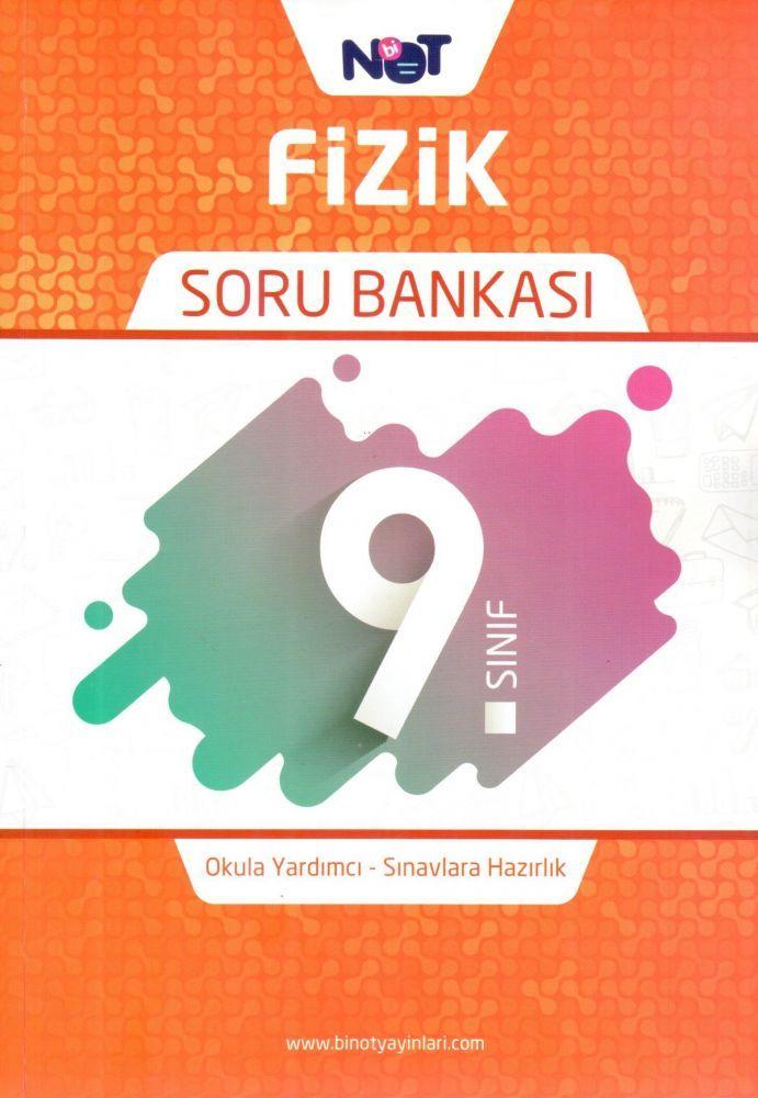 BiNot Yayınları 9. Sınıf Fizik Soru Bankası