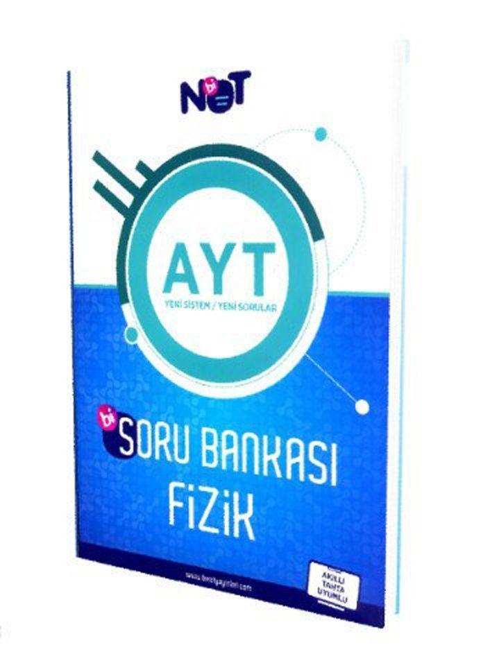 BiNot Yayınları AYT Fizik Bi Soru Bankası