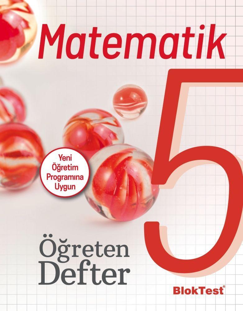 Bloktest Yayınları 5. Sınıf Matematik Öğreten Defter