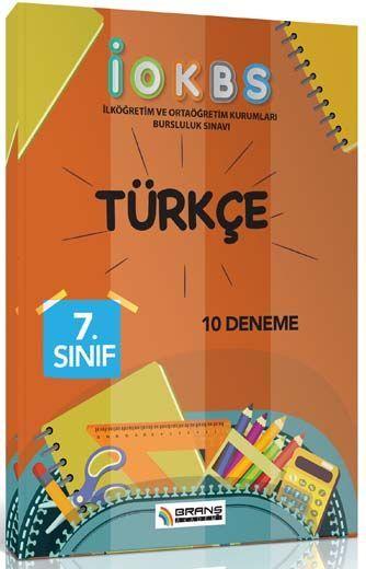 Branş Akademi 7. Sınıf Türkçe İOKBS 10 Deneme