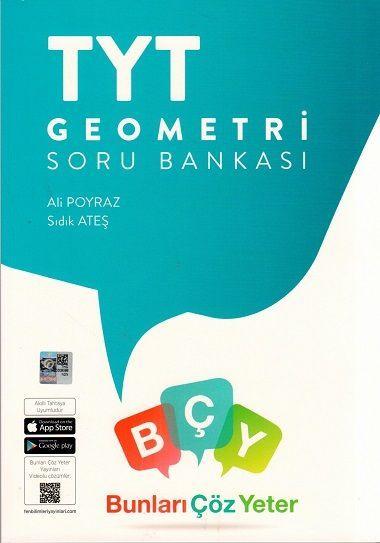 Bunları Çöz Yeter Yayınları TYT Geometri Soru Bankası