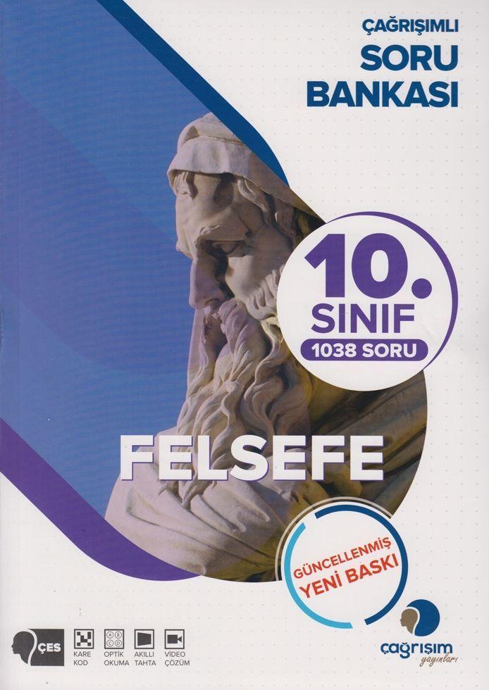 Çağrışım Yayınları 10. Sınıf Felsefe Çağrışımlı Soru Bankası