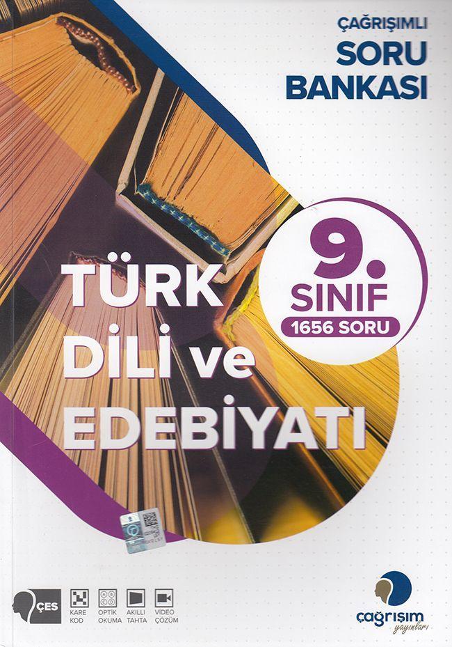 Çağrışım Yayınları 9. Sınıf Türk Dili ve Edebiyatı Soru Bankası