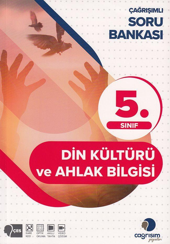 Çağrışım Yayınları 5. Sınıf Din Kültürü ve Ahlak Bilgisi Soru Bankası