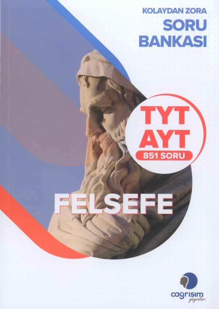 Çağrışım Yayınları TYT AYT Felsefe Soru Bankası