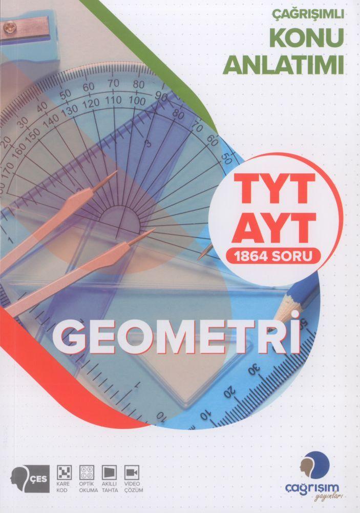 Çağrışım Yayınları TYT AYT Geometri Konu Anlatımı