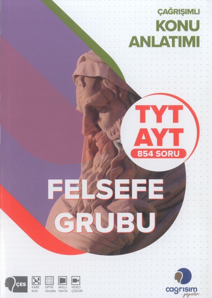 Çağrışım Yayınları TYT AYT Felsefe Grubu Konu Anlatımı