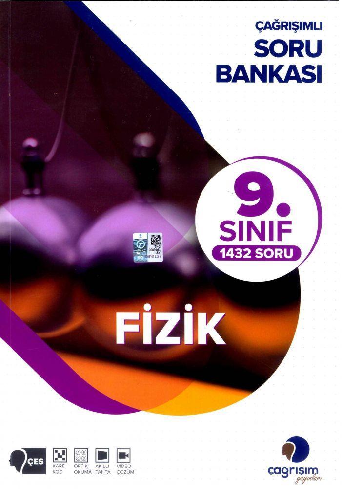 Çağrışım Yayınları 9. Sınıf Fizik Soru Bankası