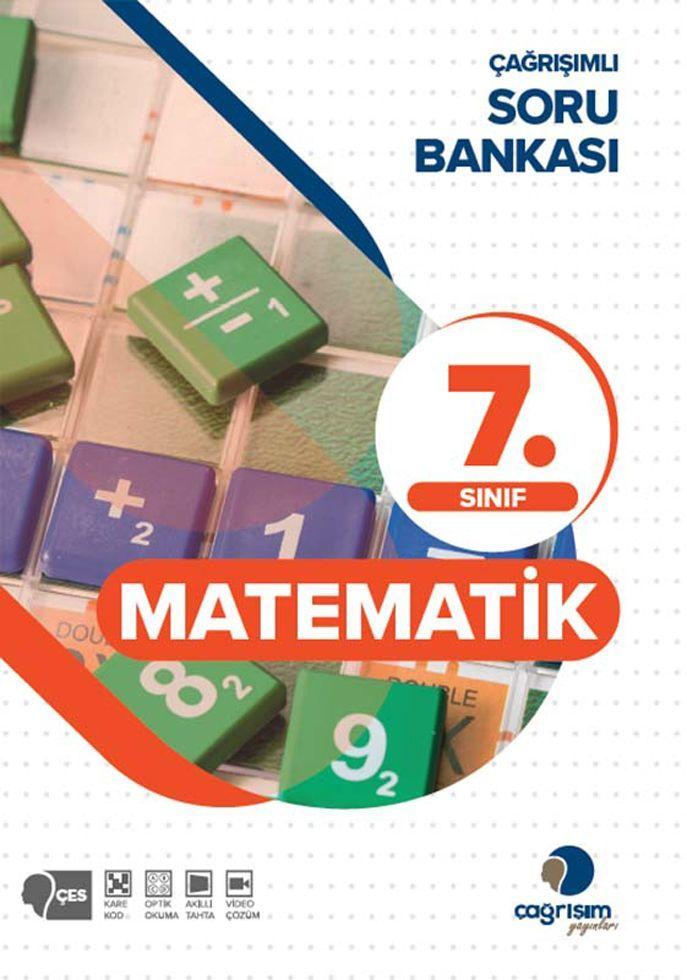 Çağrışım Yayınları 7. Sınıf Matematik Çağrışımlı Soru Bankası