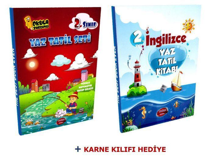 Çankaya Yayınları 2. Sınıf Yaz Tatil Seti