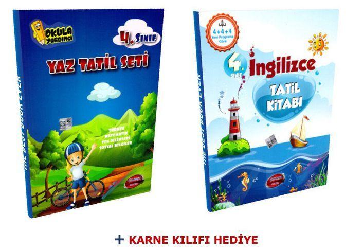 Çankaya Yayınları 4. Sınıf Yaz Tatil Seti