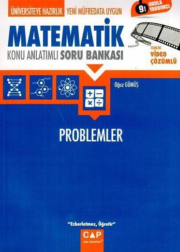 Çap Üniversiteye Hazırlık Matematik Problemler Konu Anlatımlı Soru Bankası