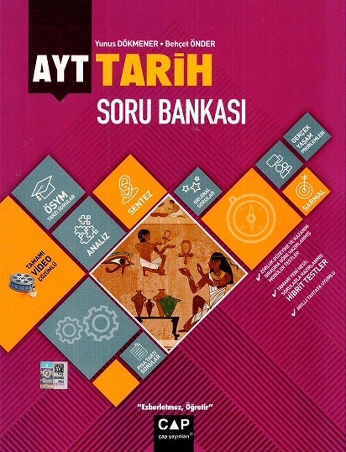 Çap Yayınları AYT Tarih Soru Bankası