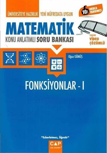 Çap Yayınları Üniversiteye Hazırlık Matematik Konu Anlatımlı Soru Bankası