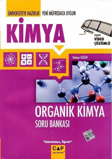 Çap Yayınları Üniversiteye Hazırlık Organik Kimya Soru Bankası