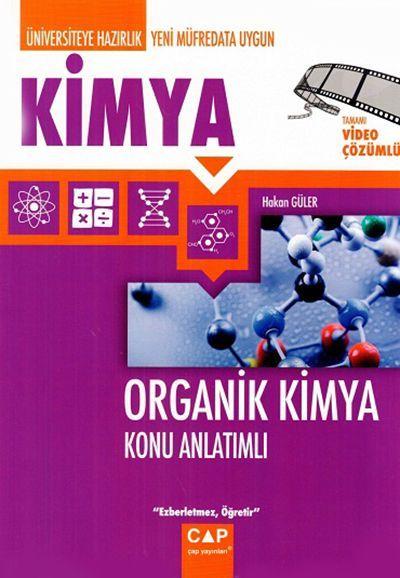 Çap Yayınları Organik Kimya