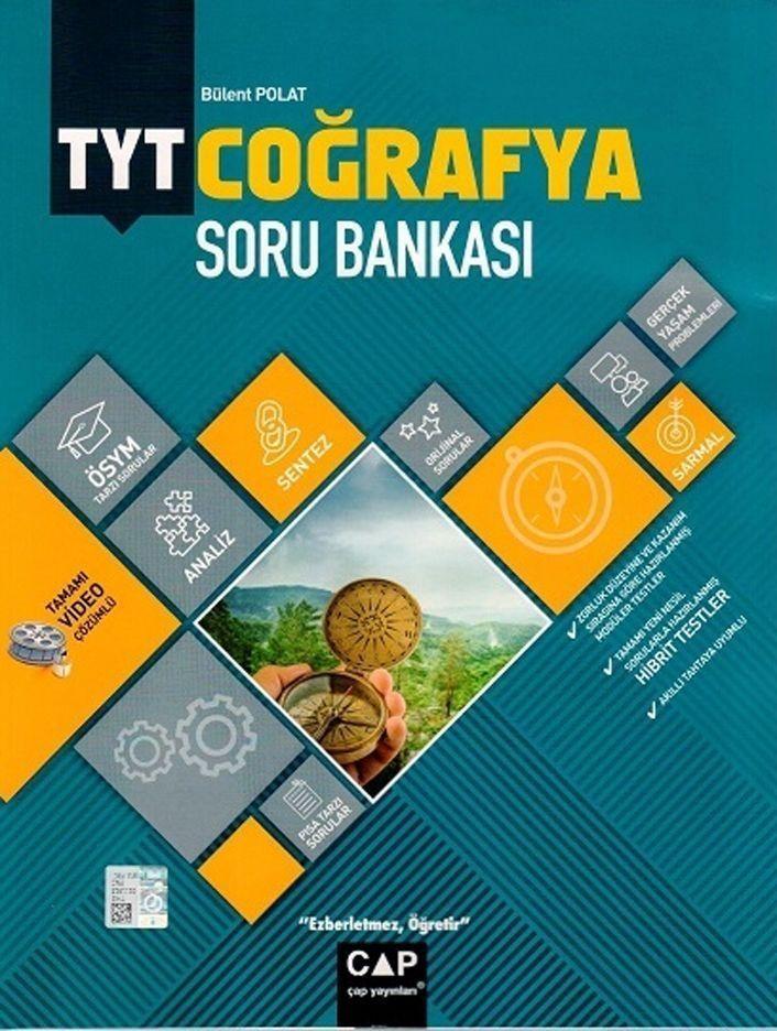Çap Yayınları TYT Coğrafya Soru Bankası