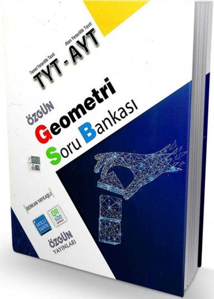 Özgün Yayınları TYT AYT Geometri Özgün Soru Bankası